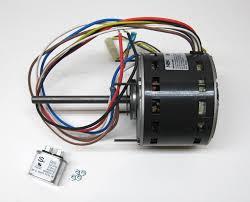 furnace blower motor furnace air handler blower motor 1 3 hp 1075 rpm 230 volt 3 speed for