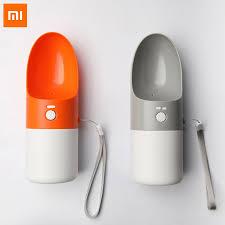 Orginal <b>Xiaomi Portable Travel</b> Cups LED Collar LeashROCKET Pet ...