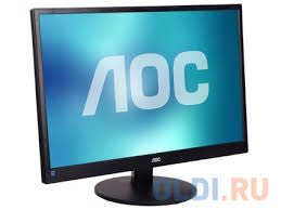 "<b>Монитор</b> 23.6"" AOC M2470SWD2 MVA, 1920x1080, 5ms, 250 cd ..."