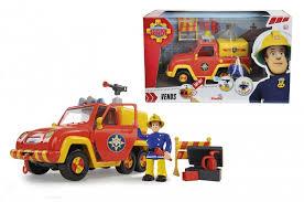 <b>Simba Пожарный Сэм Машина</b> со звуком и функцией воды ...