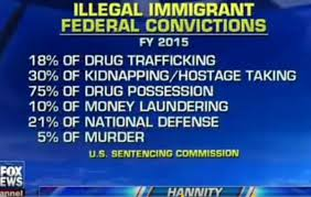 Image result for Trump: 3,000,000 Criminal Illegal Aliens