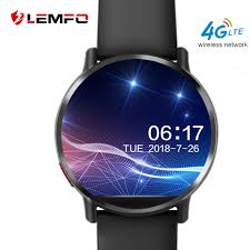 <b>LEMFO LEM X</b> Smart Watch Android 7.1 LTE 4G Sim WIFI <b>2.03</b> Inch ...