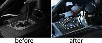 <b>lsrtw2017 stainless steel car</b> gear panel trims for toyota rav4 2012 ...