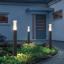 <b>New Style</b> Waterproof <b>LED</b> Garden Lawn Lamp Modern Aluminum ...