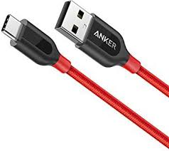 Купить <b>кабель Anker PowerLine+ USB-C</b>/USB 3.0 0.9 м A8168H91 ...