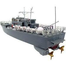 Купить <b>Радиоуправляемый корабль Heng Tai</b> Destroyer 27Mhz ...