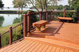 Outdoor Deck Design Ideas alt text for the image eg the mona lisa set up space for traffic and stairs in your outdoor deck design ideas