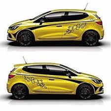 <b>TAIYAO car Styling Sport</b> car Sticker for Renault Clio car ...