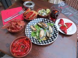 Тапас (<b>блюдо</b>) — Википедия