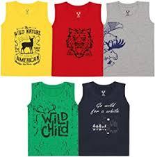 <b>Sleeveless Boys</b>' <b>T</b>-Shirts