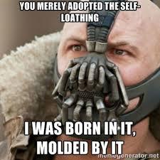 SELF HATING MEMES image memes at relatably.com via Relatably.com