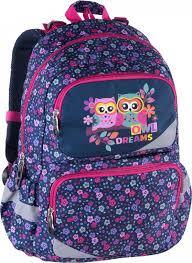 Школьный <b>рюкзак PULSE ANATOMIC OWL</b> DREAMS купить за 3 ...