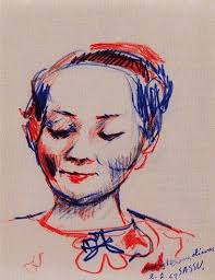 aligi sassu - anna teresa olivares 1962. Anna Teresa Olivares, 1962. In filigrana di luce. Al limite estremo del dire, - teresa-ferri-precipizi-di-luce-L-cXzWOf