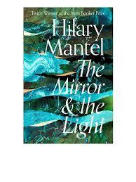 The mirror & the light Hb HarperCollins UK 13315009 купить за 2 ...