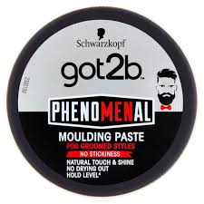 <b>Schwarzkopf got2b Phenomenal</b> Moulding Paste | Morrisons