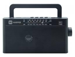 <b>Радиоприемник HARPER HDRS-377</b> — купить по выгодной цене ...