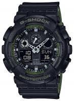 <b>Casio GA</b>-100L-<b>1A</b> – купить наручные <b>часы</b>, сравнение цен ...