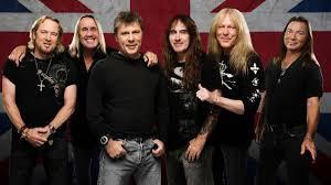 Watch <b>Iron Maiden</b> blaze through <b>Flight</b> Of Icarus live | Louder