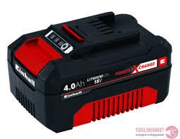 Купить <b>аккумулятор Einhell 18V</b>, <b>4.0 Ah</b>, Li-Ion PXC в Минске ...
