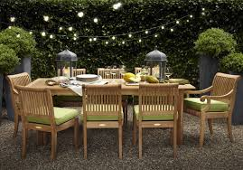 patio lamps outdoor table