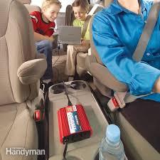 Power a Laptop or TV With a <b>Car</b> Power <b>Inverter</b> (DIY)   Family ...