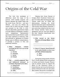 origins of the cold war essay  wwwgxartorg origins of the cold war essay questions asking questions in an berlin was called a creative