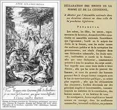 「オランプ・ド・グージュ」の画像検索結果