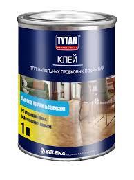 <b>Клей для напольных</b> пробковых покрытий - Tytan Professional