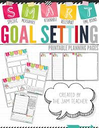 s m a r t goal setting printable pages other the o jays and this pdf file includes several goal planning templates that you can print and use to set