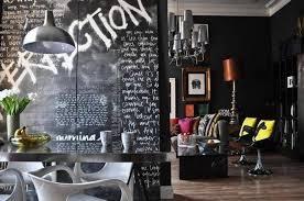 chalkboard paint wall dining chalkboard paint office
