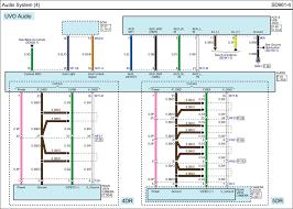 kia rio radio wiring diagram kia wiring diagrams