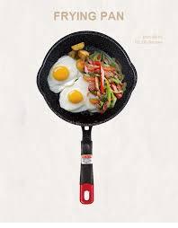 <b>Justcook Frying Pan</b> Christmas Gift Non Stick Frying Steak Eggs ...