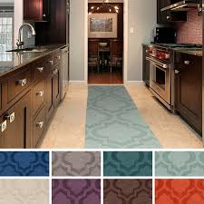 Machine Washable Kitchen Rugs Purple Runner Rugs Shop The Best Deals For Apr 2017