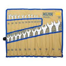 <b>Набор ключей комбинированных</b> HELFER HF002302 6-19,<b>21</b>,22 ...