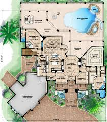 Mediterranean Style House Plan   Beds   Baths Sq Ft Plan    Mediterranean Style House Plan   Beds   Baths Sq Ft Plan