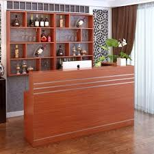 reception desk corner minimalist reception cashier counter tea shopchina mainland china ce approved office furniture reception desk