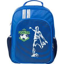 <b>Рюкзак</b> школьный <b>№1 School</b> Футболист синий – выгодная цена ...