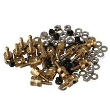 5/20/<b>50</b>/<b>100Pcs</b> Push Stopper Rod Linkage For Servo Pull Rod ...