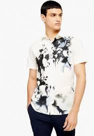 Мужские <b>джинсовые</b> рубашки с коротким рукавом купить в ...