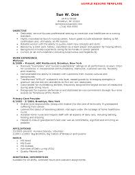 cna skills for resume template cna skills for resume