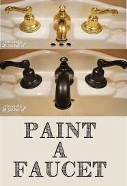 how to paint a small bathroom door knobs faucets and locks are all fairly cheap to paint to make them look brand new check out this great tutorial  cheap upgrades that will
