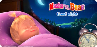 Masha and the Bear: Good Night! - Apps on Google Play
