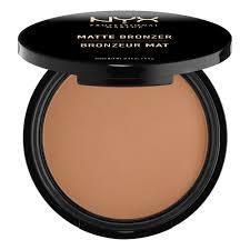 <b>NYX PROFESSIONAL MAKEUP</b> Пудра бронзирующая Matte <b>Bronzer</b>