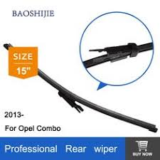 [ 20% OFF ] <b>Qeepei Front And Rear</b> Wiper Blade No Arm For Ford ...