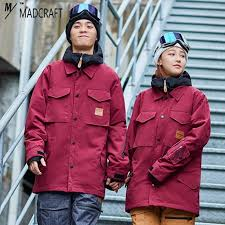2019 <b>New Outdoor Brands Unsex</b> Ski Suit Men Winter M65 Snow ...
