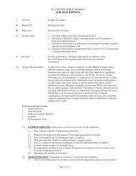 jk emt librarian job description for resume substitute teacher job    resume job description substitute piano bteacher bresume teacher