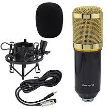 Ocr TM <b>BM</b>-<b>800</b> Uni-directional <b>Professional Studio</b> Broadcasting ...