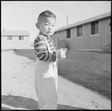 photo essay colorado s amache concentration camp densho original wra caption granada relocation center amache colorado it is a long time between meals at the mess hall for a hungry man so the cracker box at