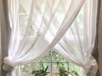 579 Best Дом images in 2020 | Home diy, Curtains with blinds, Decor