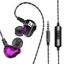 Newest QKZ CK9 Double Unit Drive in Ear Earphone ... - Amazon.com